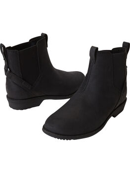 Serious Waterproof Pull-On Boots