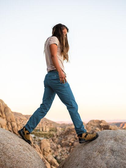 Clamberista Jogger Pants: Model Image