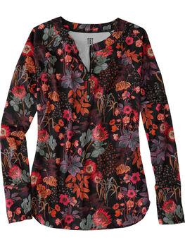 Sunbuster Long Sleeve 1/4 Zip Pullover - Amazonia