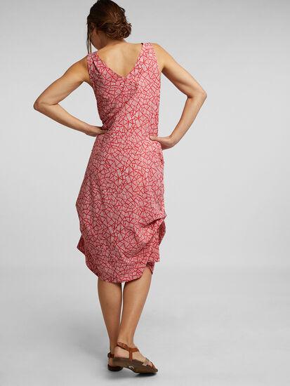 Round Trip Midi Dress - Indio: Image 4