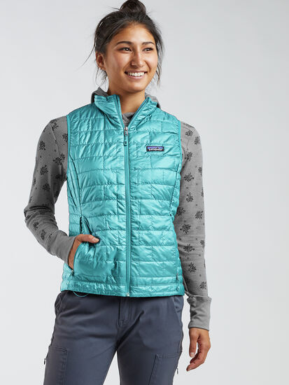 Jag Insulated Puffer Vest: Image 3