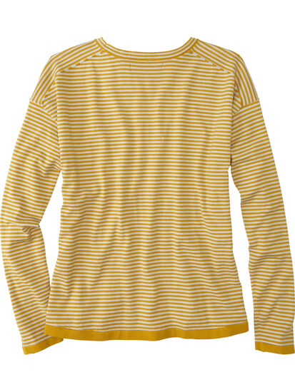 Synergy Crew Neck Sweater - Stripe: Image 2