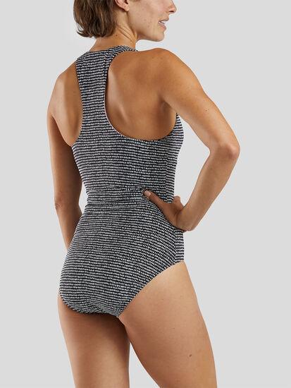 Bond Alumni One Piece Swimsuit - Mini Dot: Image 2