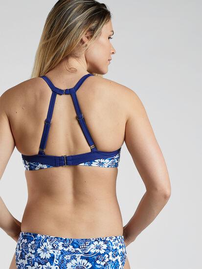 Pele Bikini Top - Feeling Blue: Image 3