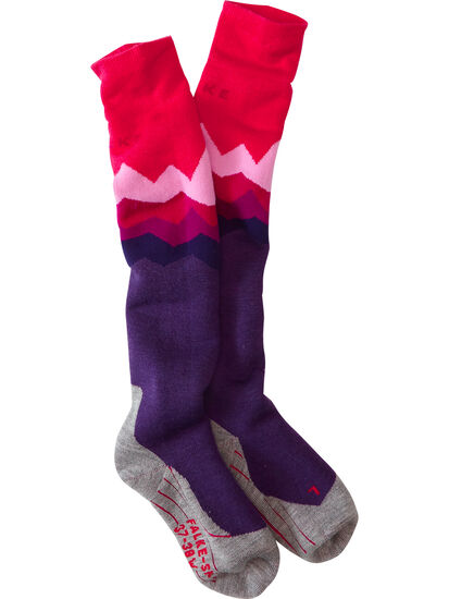 Slope Knee Socks: Image 1