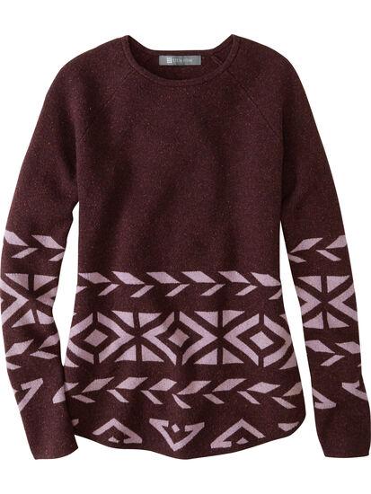Por Vida 2.0 Sweater - Retro Geo: Image 1