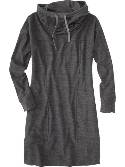 Hibernation Hooded Dress: Image 1