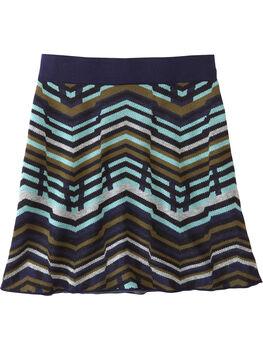 Super Power Skirt - Sahara Stripe