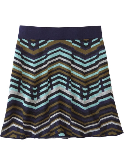 Super Power Skirt - Sahara Stripe: Image 1