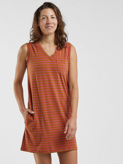 Aviatrix Sleeveless Dress: Image 3
