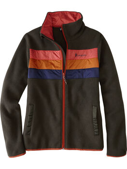 La Exploradora Fleece Jacket