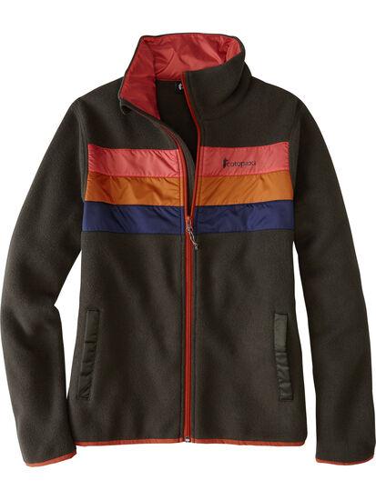 La Exploradora Fleece Jacket: Image 1
