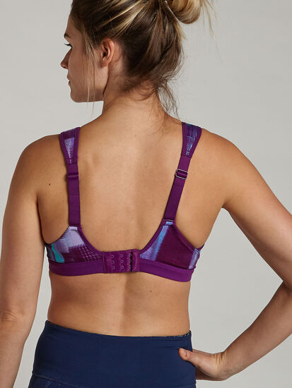2-in-1 Adjustable Sports Bra: Image 2