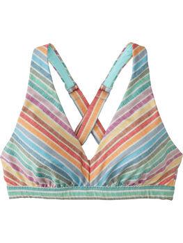 Better 2.0 Bikini Top - Linen Stripes