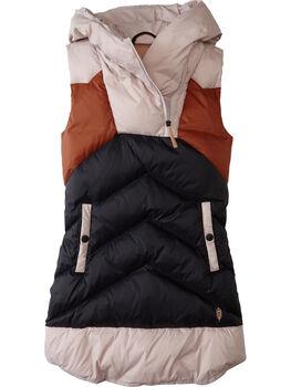 Fortuitous Vest Dress - Colorblock