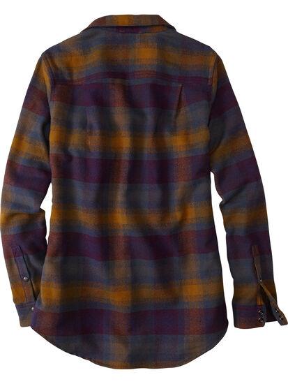 Recycled Lumberjill Shirt Jacket: Image 2