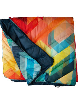 The Puffer Blanket - Geo