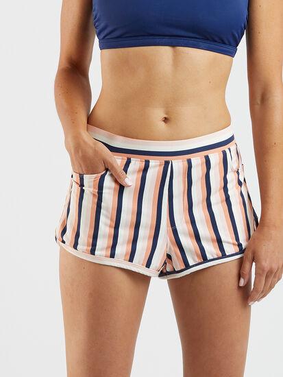 Leadbetter Swim Short - Stripe: Image 2