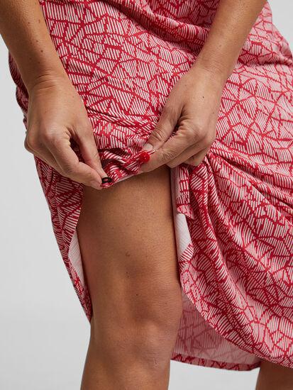 Round Trip Midi Dress - Indio: Image 8