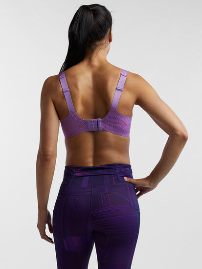 Run It All Adjustable Sports Bra: Image 2