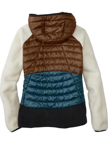 Yeti Hybrid Fleece Jacket: Image 2