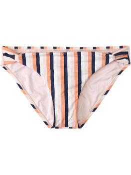 Tidal Twist Bikini Bottom - Stripe