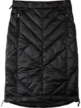 Bun Warmer Midi Skirt