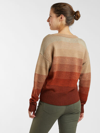 Speak Up V Neck Sweater: Image 3