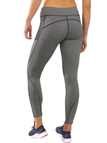 Herringbone Distance Run Tights: Image 2