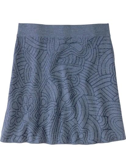Super Power Skirt - Woodcut Botanical: Image 2