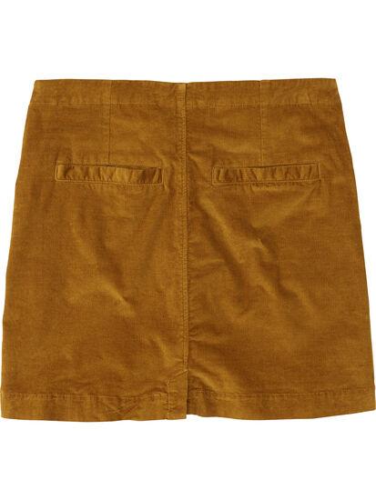 Cruise Corduroy Skirt: Image 2