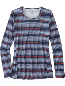 Henerala 2.0 Long Sleeve Top - Dusk Stripe