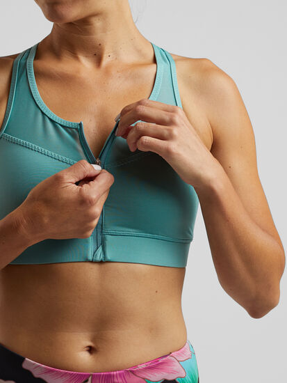 Terminator Front Close Sports Bra: Image 3