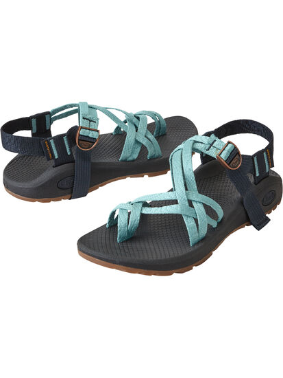 Strappy Guide Girl Sandal - Solid: Image 1