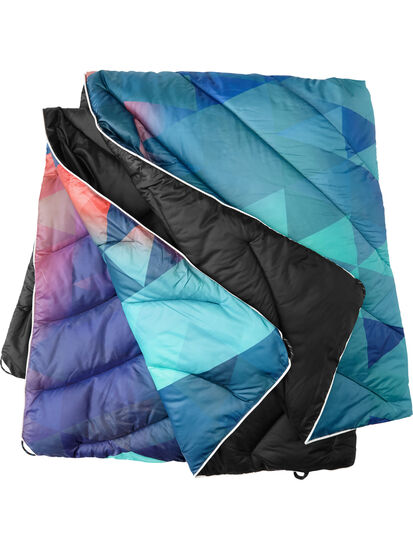 The Puffer Blanket - Anodized Fade: Image 1