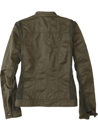 Trinity Moto Jacket: Image 2