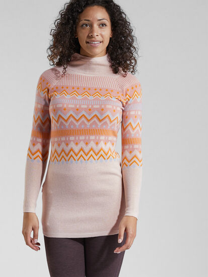 Barra Tunic Sweater - Fair Isle: Image 3