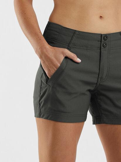 """Encore Recycled Hiking Shorts 5"""": Image 3"""