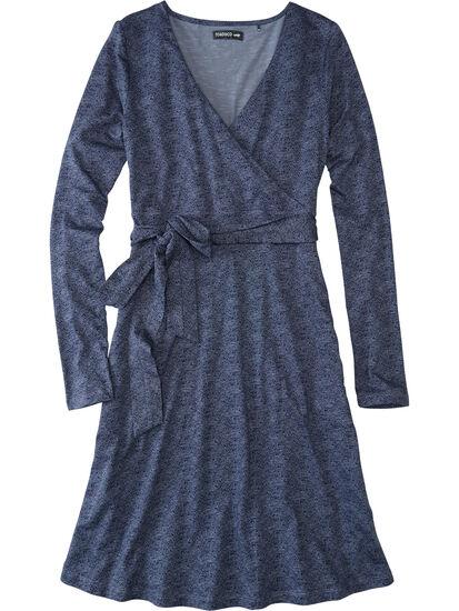 Waters Wrap Dress: Image 1