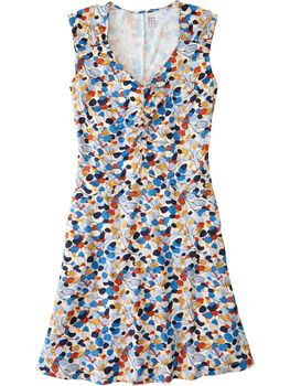 On The Rocks Dress - Sea Tangle