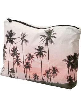 Aloha Stash Bag - Hibiscus