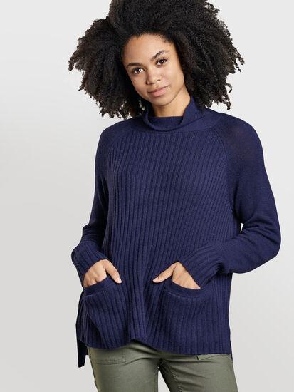 Perma Mock Neck Sweater, , original