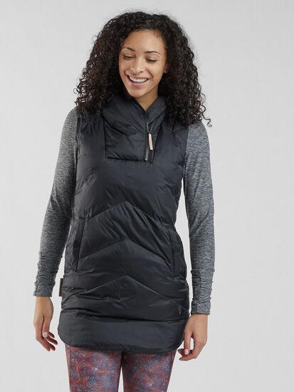 Fortuitous Vest Dress - Solid, , model