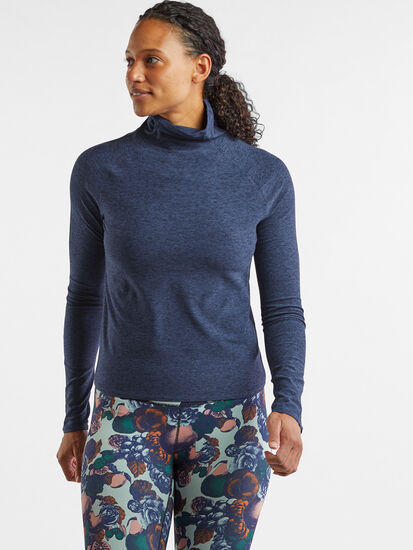 First Mile Long Sleeve Pullover