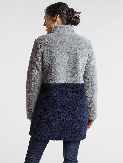 Flip Turn Reversible Fleece Jacket: Image 4
