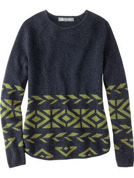 Por Vida 2.0 Sweater - Retro Geo