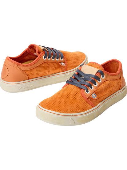 Veep Suede Sneaker: Image 1