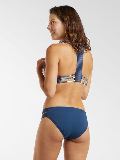Shorebird Reversible Bikini Top - Bayside Floral, , original