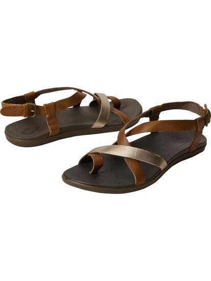 Monarch Ankle Strap Sandal: Image 1