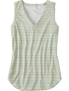 Henerala 2.0 V Neck Tank Top - Little Stripe